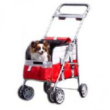 PetZip 3 in 1 Carrier and Stroller